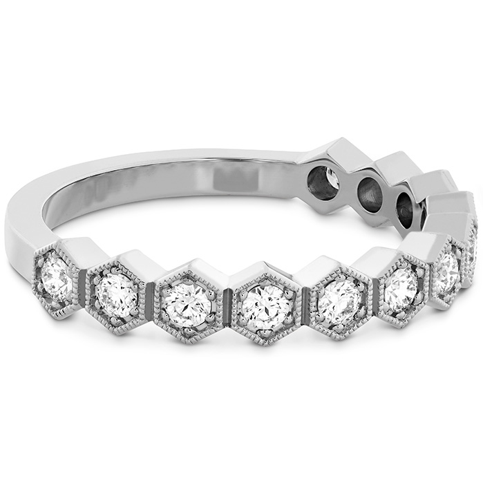 HOF Hex Diamond Band